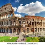 Stock Photo Colosseum In Rome Italy 147643964