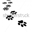 Stock Photo Footprint 100919575
